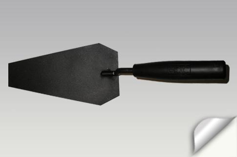 Кельма плиточника деревянная ручка 175мм х 120мм